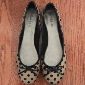 Kelly and Katie Dress Flats